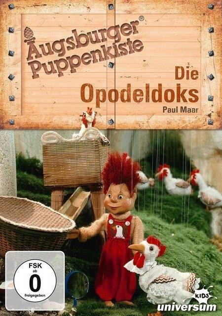 Augsburger Puppenkiste - Die Opodeldoks - Paul Maar