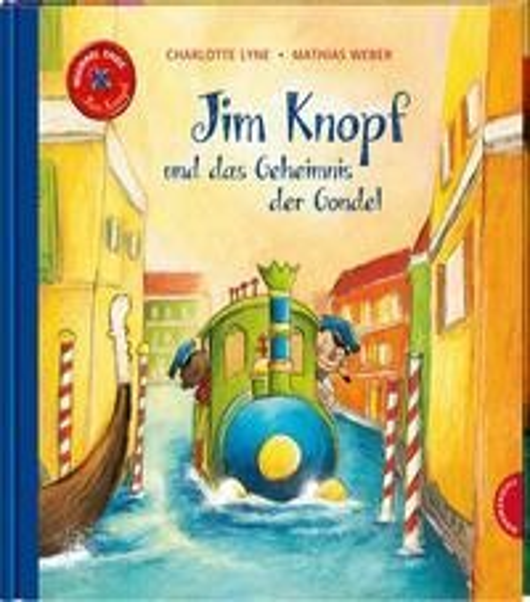 Jim Knopf: Jim Knopf und das Geheimnis der Gondel - Charlotte Lyne