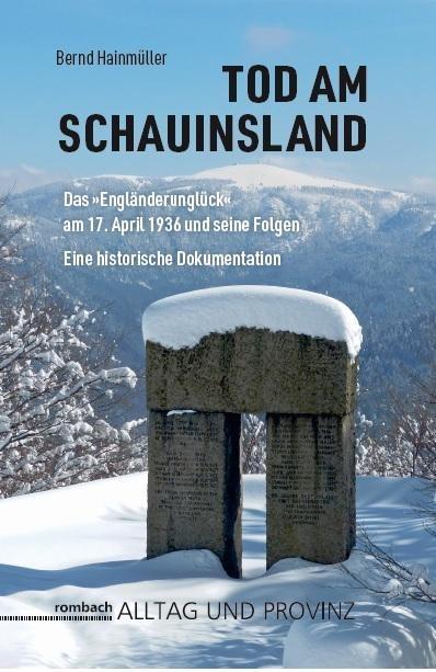 Tod am Schauinsland - Bernd Hainmüller