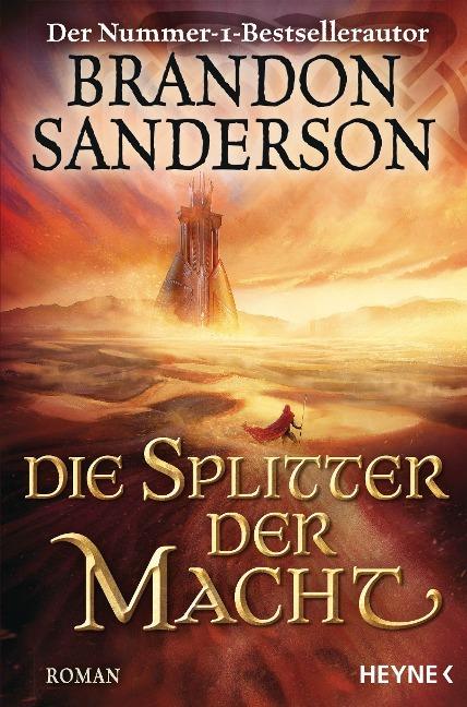 Die Splitter der Macht - Brandon Sanderson