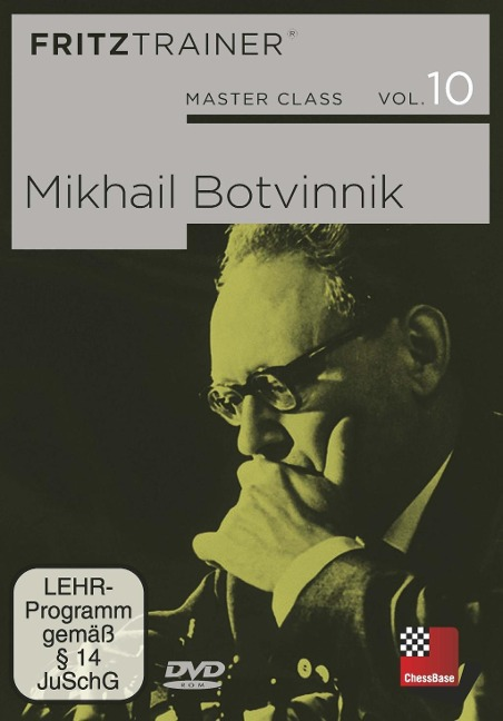 Master Class Vol. 10: Michail Botwinnik -