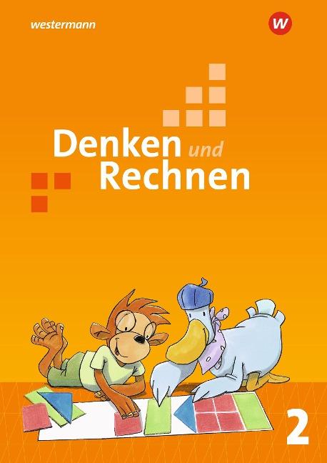 Denken und Rechnen 2. Schülerband. Allgemeine Ausgabe -