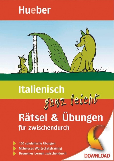 Italienisch ganz leicht Rätsel & Übungen für zwischendurch - Johannes Schumann