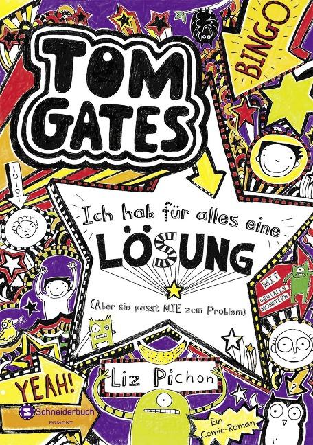 Tom Gates, Band 05 - Liz Pichon