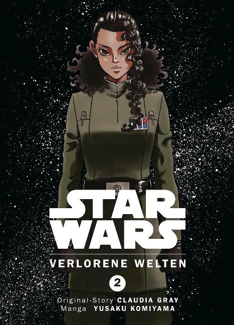 Star Wars: Verlorene Welten - Claudia Gray, Yusaku Komiyama