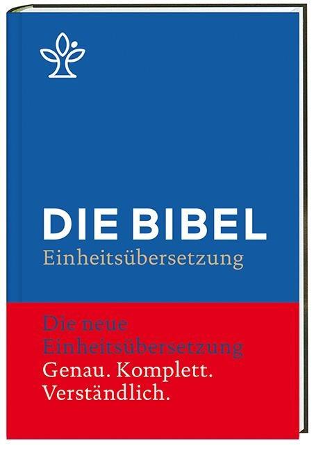 Die Bibel (blau) -