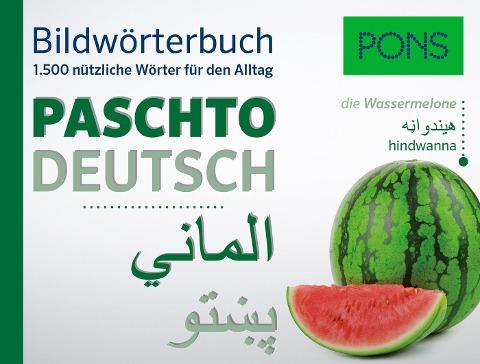 PONS Bildwörterbuch Paschto -