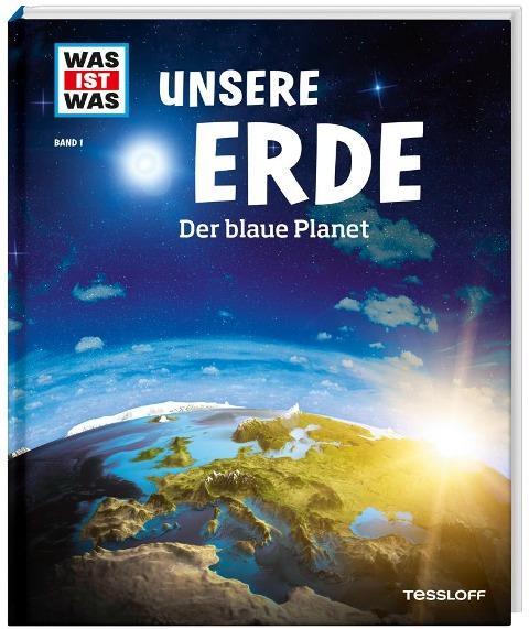 Unsere Erde. Der blaue Planet - Karl Urban