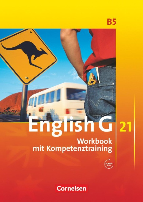 English G 21. Ausgabe B 5. Workbook mit Audios online -