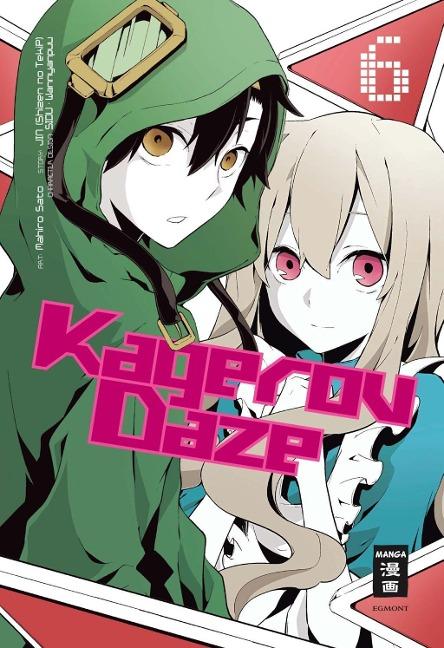 Kagerou Daze 06 - Jin, Mahiro Sato