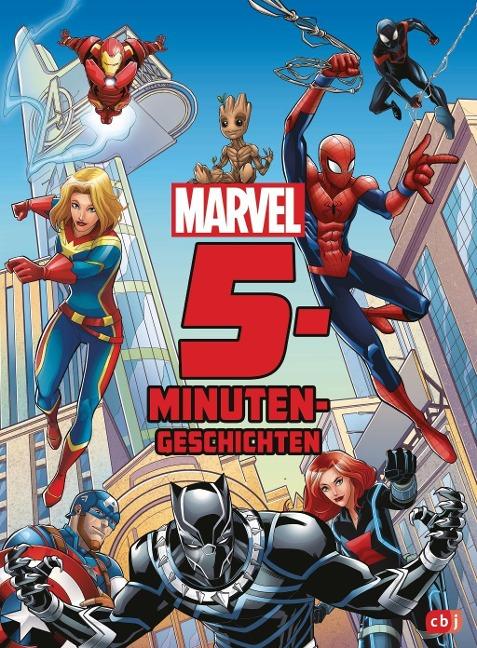 Marvel 5-Minuten-Geschichten -