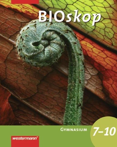 BIOskop 7-10. Schülerband. Gymnasien. Allgemeine Ausgabe -