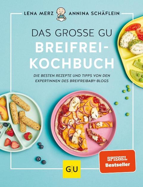 Das große GU Breifrei-Kochbuch - Lena Merz, Annina Schäflein
