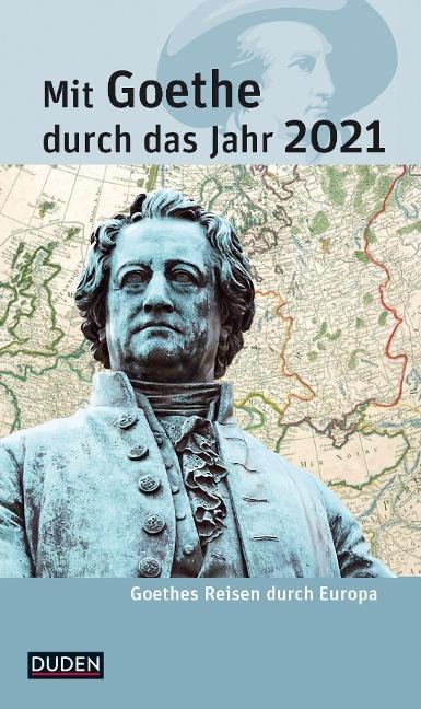 Mit Goethe durch das Jahr 2021 - Jochen Klauß