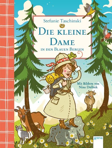 Die kleine Dame in den Blauen Bergen (5) - Stefanie Taschinski