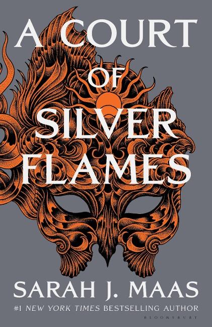 A Court of Silver Flames - Sarah J. Maas