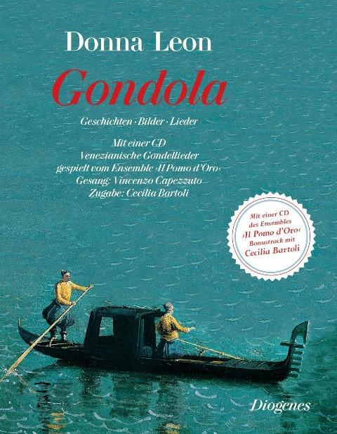 Gondola - Donna Leon