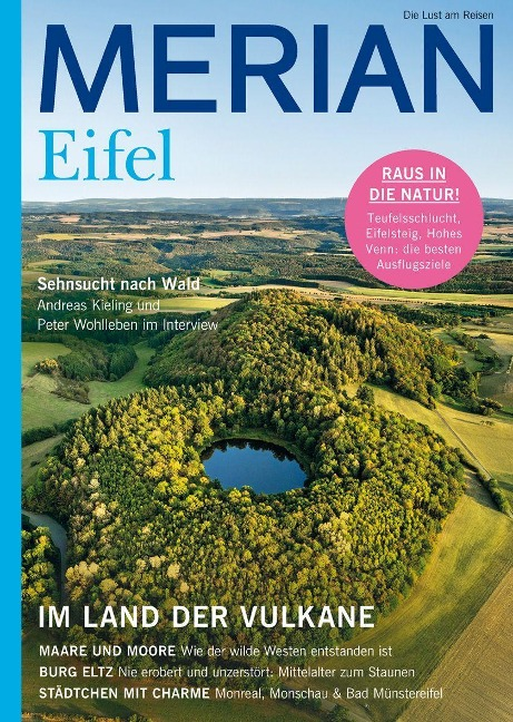 MERIAN Magazin Eifel 05/21 -