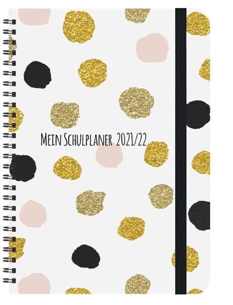 Schülerkalender Dots 2021/2022 -