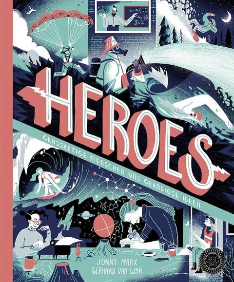 HEROES - Jonny Marx
