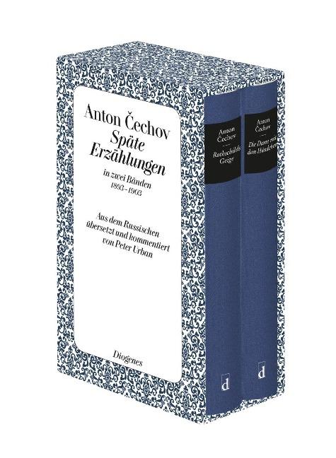 Späte Erzählungen in zwei Bänden 1893 - 1903 - Anton Cechov