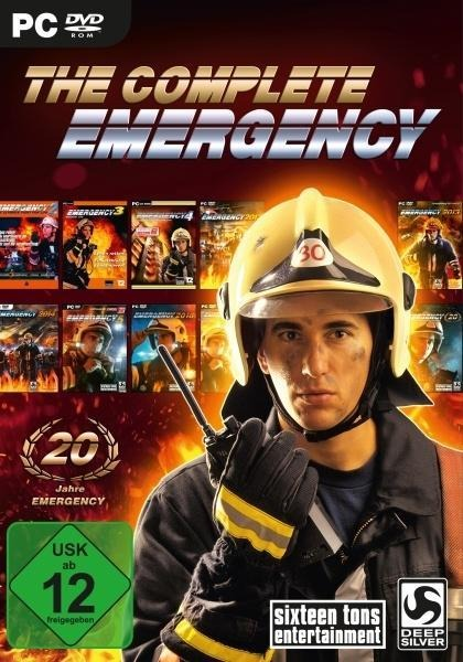 The Complete Emergency. Für Windows 7/8/10 (64-Bit) -