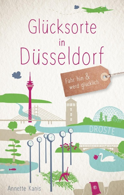 Glücksorte in Düsseldorf