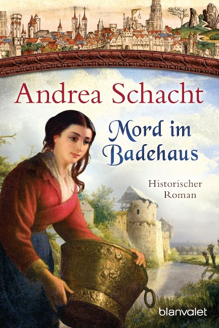 Mord im Badehaus - Andrea Schacht