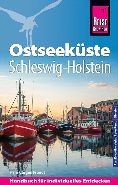 Reise Know-How Reiseführer Ostseeküste Schleswig-Holstein - Hans-Jürgen Fründt