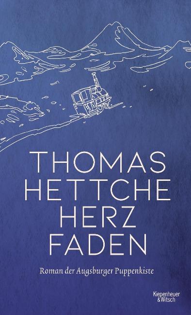 Herzfaden - Thomas Hettche