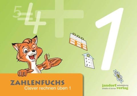 Zahlenfuchs 01 - Thomas Auras, Jan Debbrecht, Peter Wachendorf