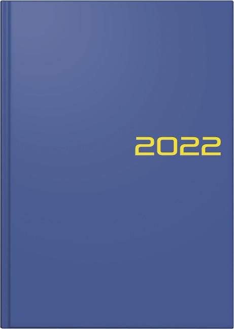 BRUNNEN 1079561032 Tageskalender/Buchkalender 2022 Modell 795 -