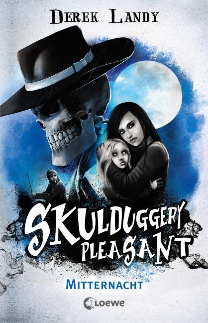 Skulduggery Pleasant 11. Mitternacht - Derek Landy