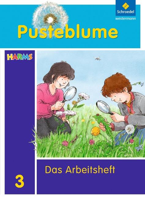 Pusteblume. Das Sachbuch 3. Arbeitsheft. Berlin, Brandenburg, Mecklenburg-Vorpommern -