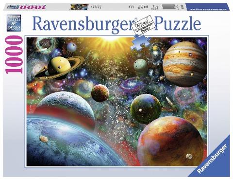 Planeten. Puzzle 1000 Teile -