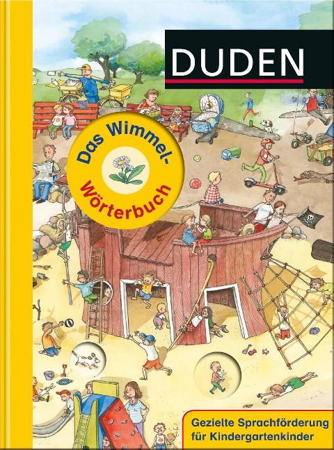Duden - Das Wimmel-Wörterbuch -