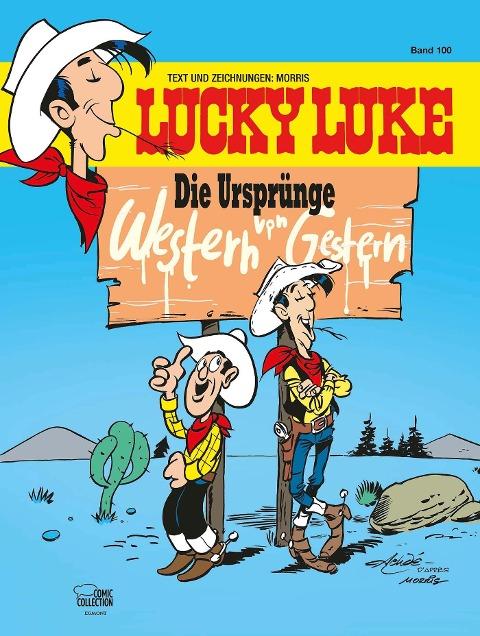 Lucky Luke 100 - Morris