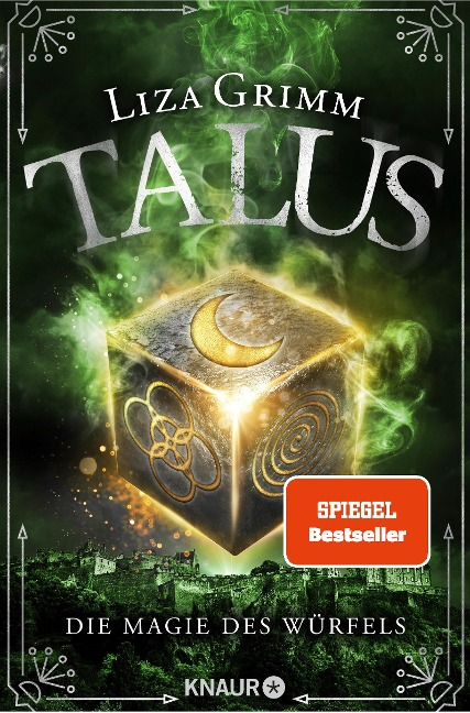 Talus - Die Magie des Würfels - Liza Grimm