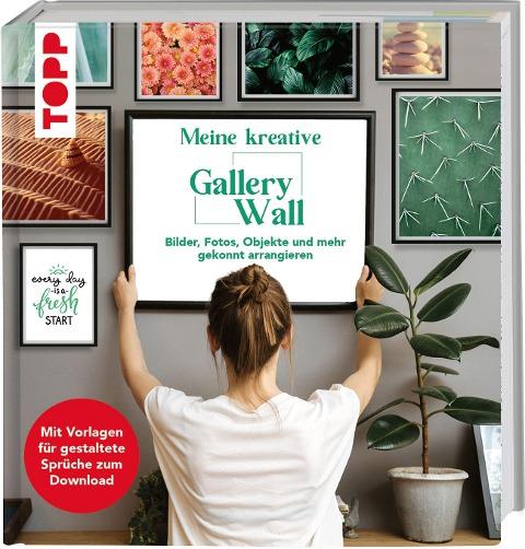Meine kreative Gallery Wall - Frederike Treu