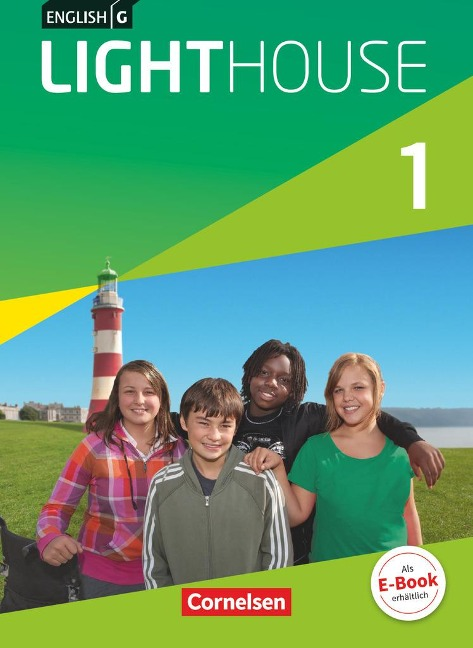 English G LIGHTHOUSE 1: 5. Schuljahr. Schülerbuch - Susan Abbey, Wolfgang Biederstädt, Frank Donoghue