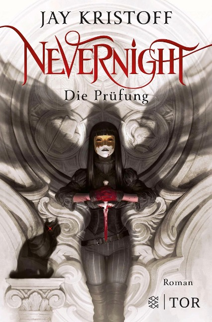 Nevernight - Die Prüfung - Jay Kristoff