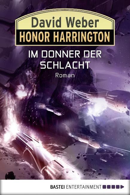 Honor Harrington: Im Donner der Schlacht - David Weber