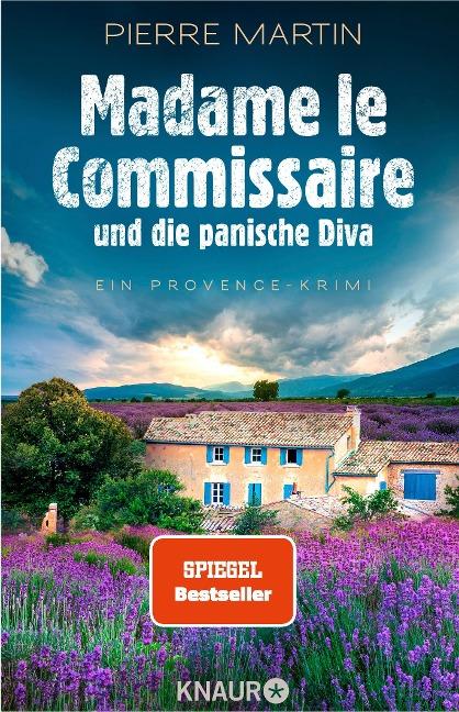 Madame le Commissaire und die panische Diva - Pierre Martin