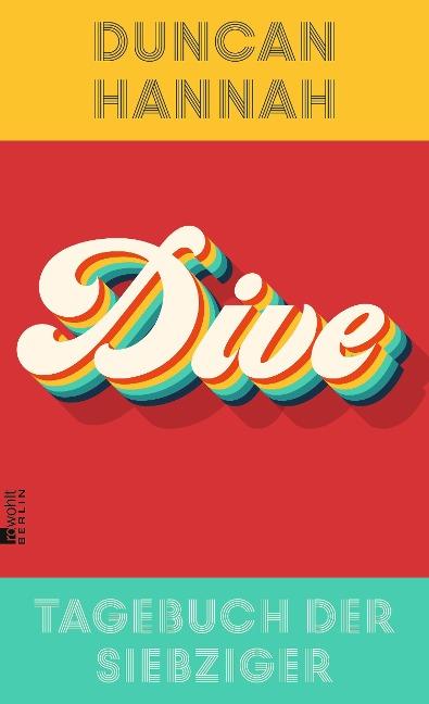 Dive - Duncan Hannah