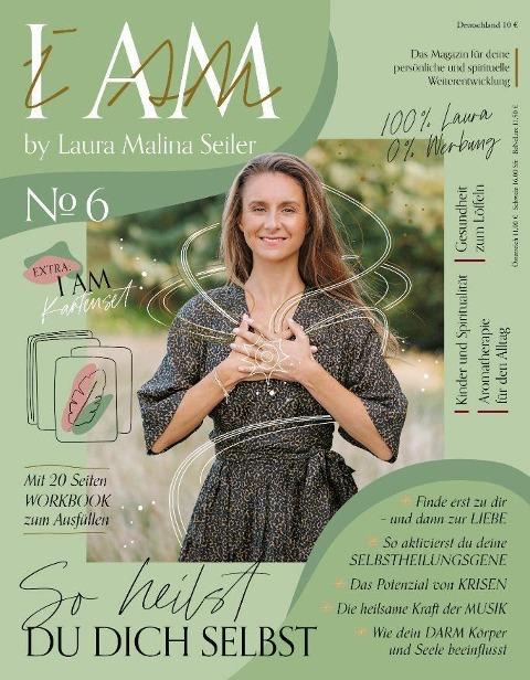 I AM by Laura Malina Seiler 6/21 -