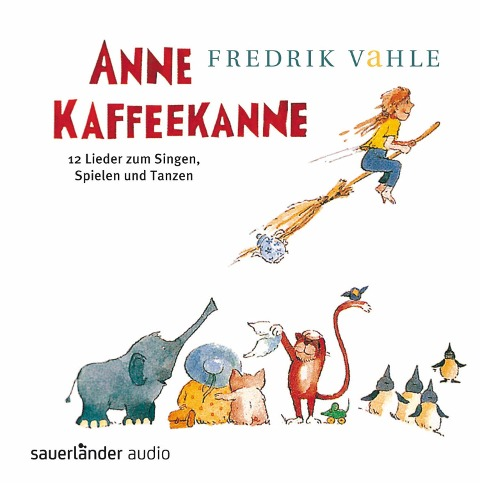 Anne Kaffeekanne - Fredrik Vahle