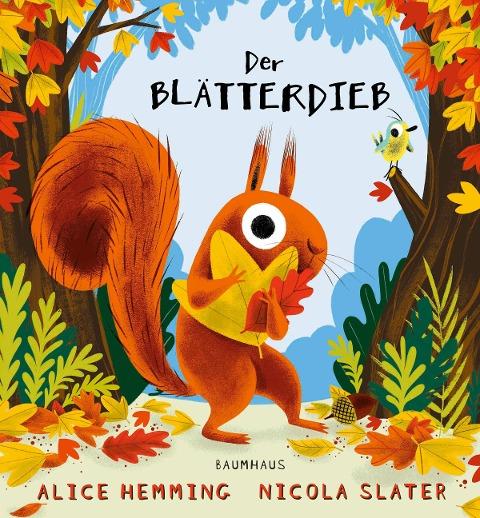 Der Blätterdieb - Alice Hemming