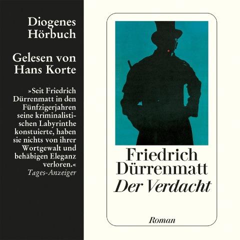 Der Verdacht - Friedrich Dürrenmatt