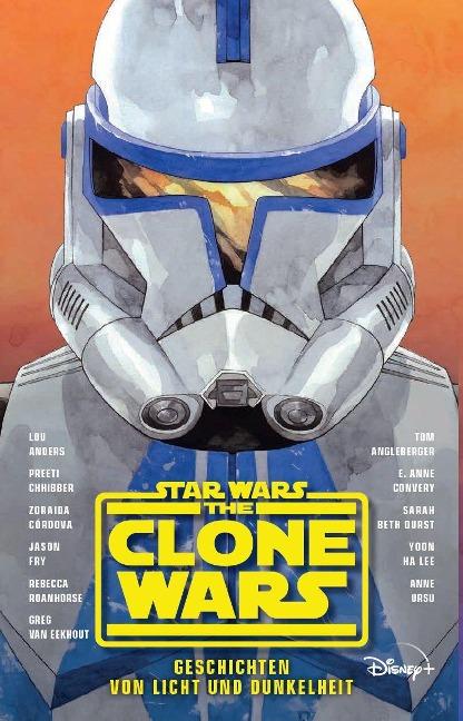 Star Wars The Clone Wars - Lou Anders, Anne Ursu, Greg van Eekhout van Eekhout, Tom Angleberger, Preeti Chhibber