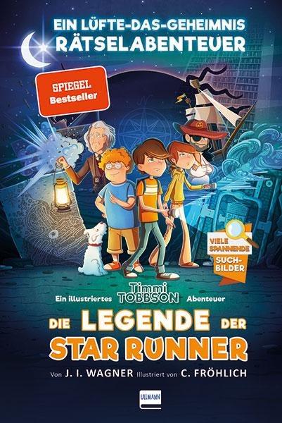 Die Legende der Star Runner - Jens I. Wagner